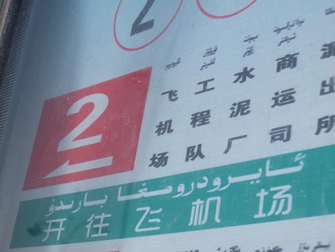 8日目: タシュクルガン→カシュガル→ウルムチ→北京_a0207588_19225745.jpg