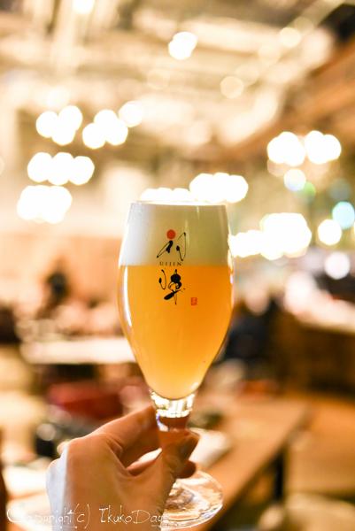 ミッドタウンでベルギービールを飲み明かす:『RIO BREWING & CO.BISTRO AND GARDEN TOKYO MIDTOWN』_d0114093_3494512.jpg