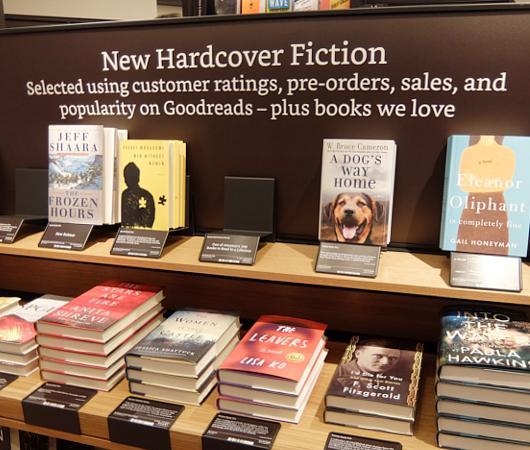 アマゾン・ブックス(Amazon Books)NY1号店に行ってきました_b0007805_7113355.jpg