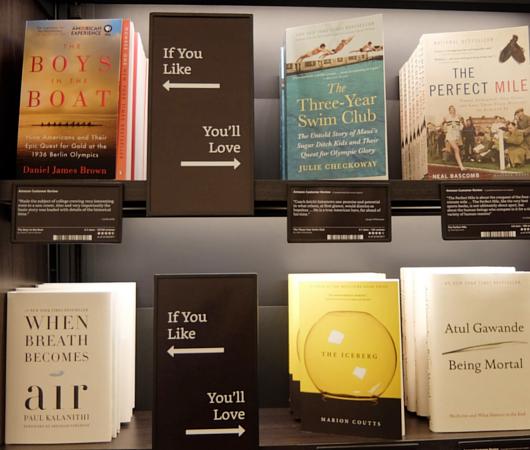 アマゾン・ブックス(Amazon Books)NY1号店に行ってきました_b0007805_712029.jpg
