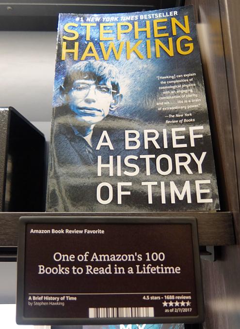 アマゾン・ブックス(Amazon Books)NY1号店に行ってきました_b0007805_712299.jpg
