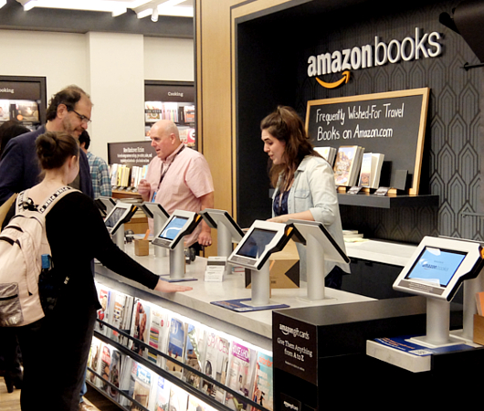 アマゾン・ブックス(Amazon Books)NY1号店に行ってきました_b0007805_7135168.jpg