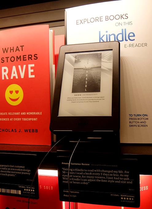 アマゾン・ブックス(Amazon Books)NY1号店に行ってきました_b0007805_7141798.jpg