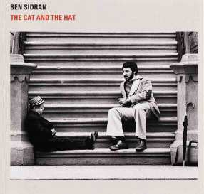 Ben Sidran 「The Cat and the Hat」 (1979)_c0048418_20572949.jpg