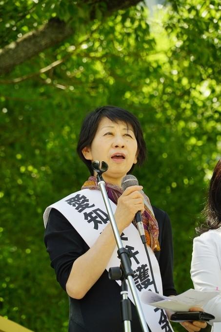 17/5/27 愛知県弁護士会主催共謀罪反対集会に1300人_c0241022_10321584.jpg