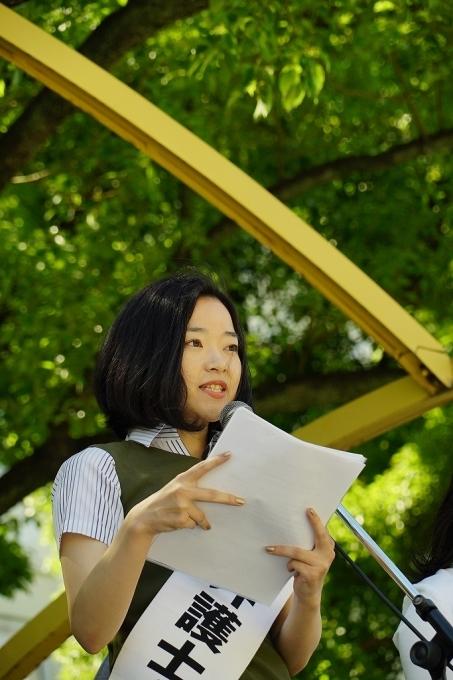 17/5/27 愛知県弁護士会主催共謀罪反対集会に1300人_c0241022_10462944.jpg
