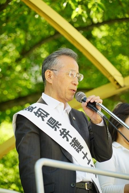 17/5/27 愛知県弁護士会主催共謀罪反対集会に1300人_c0241022_10565170.jpg