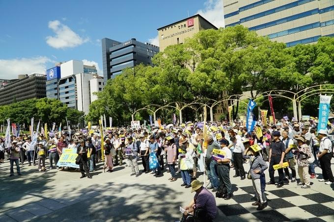 17/5/27 愛知県弁護士会主催共謀罪反対集会に1300人_c0241022_11023051.jpg