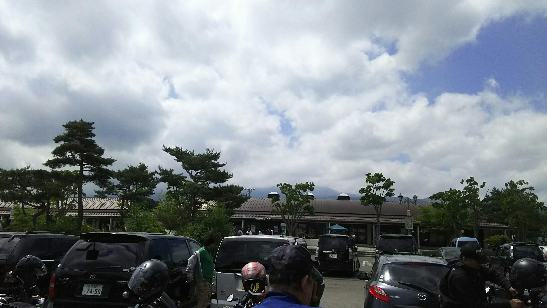 富士山&ジンギスカン ツーリンング 速報_d0100125_16430681.jpg