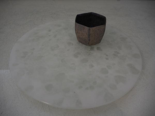 五十嵐智一さんのガラス盤_b0132442_17044114.jpg