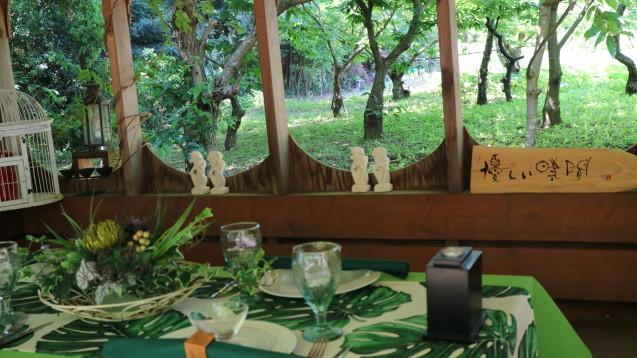 守谷 青山邸でのテーブルコーディネート作品展 無事終了しました。_f0323446_22591470.jpg