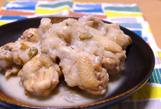 チキンのココナッツミルク煮~スパイス大使_f0191248_9315577.jpg