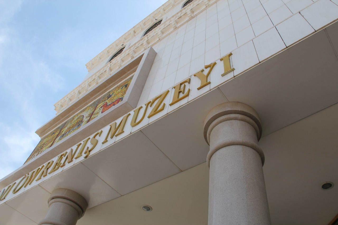 トルクメニスタンの旅(14) アシハバードからマリィへ_c0011649_06012346.jpg