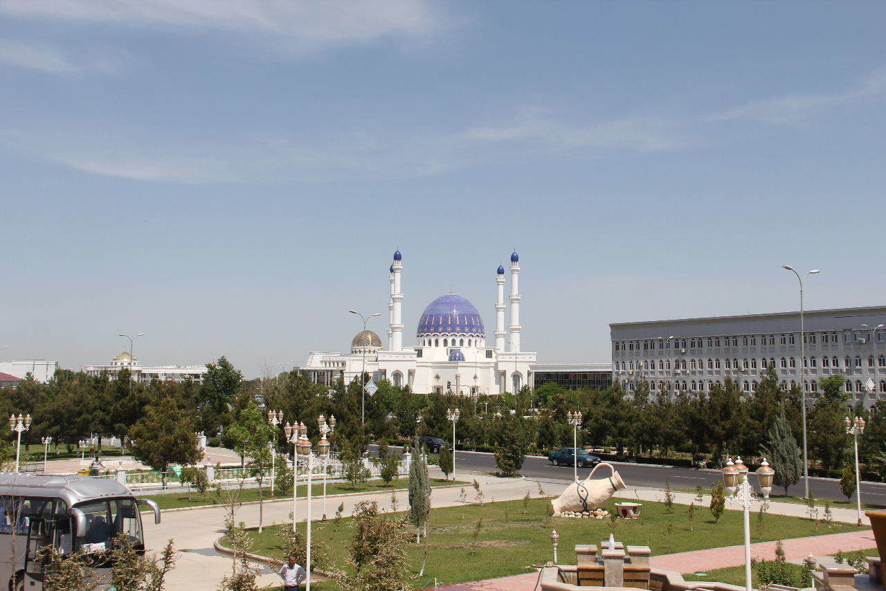 トルクメニスタンの旅(14) アシハバードからマリィへ_c0011649_06014370.jpg