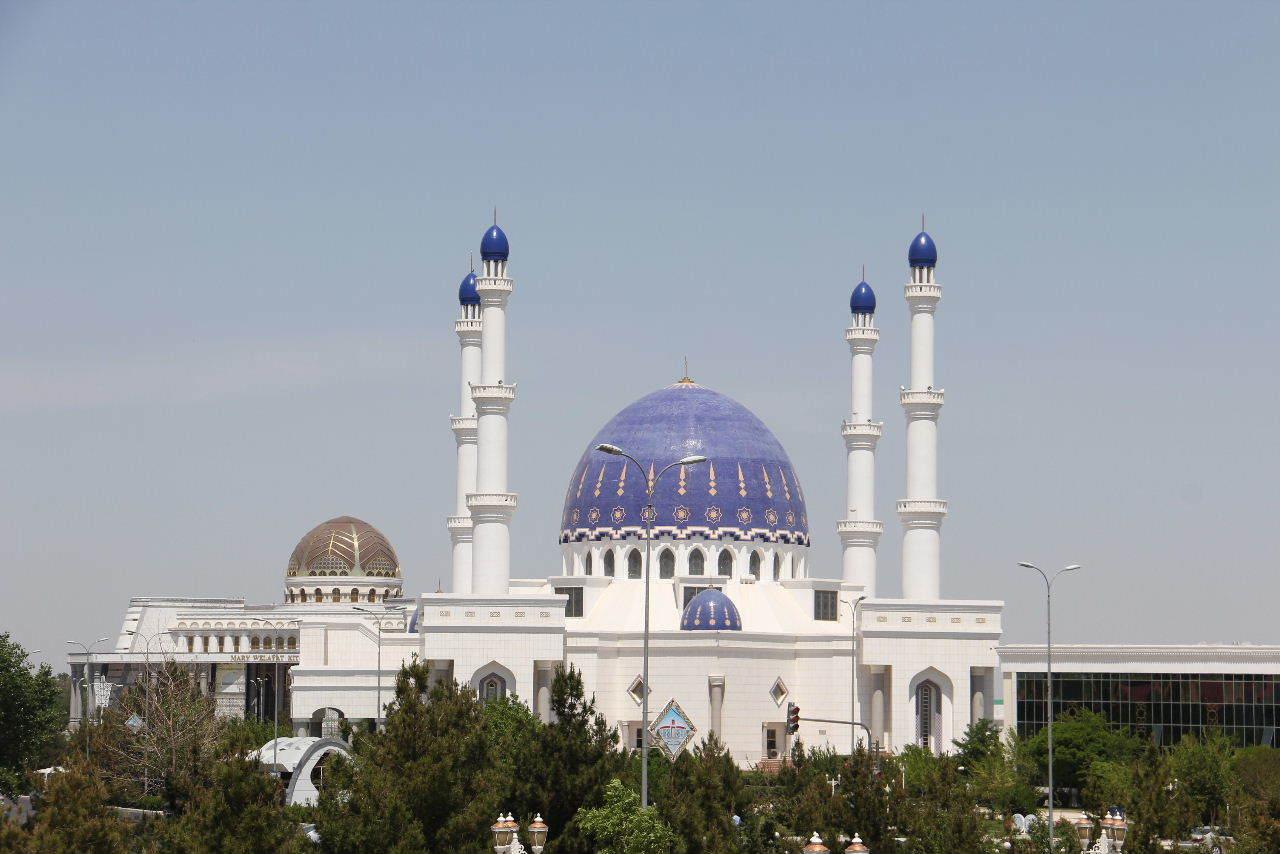 トルクメニスタンの旅(14) アシハバードからマリィへ_c0011649_06023808.jpg