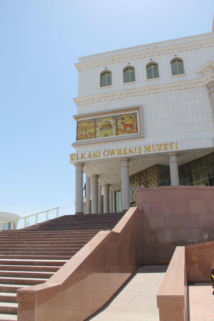 トルクメニスタンの旅(14) アシハバードからマリィへ_c0011649_13060513.jpg
