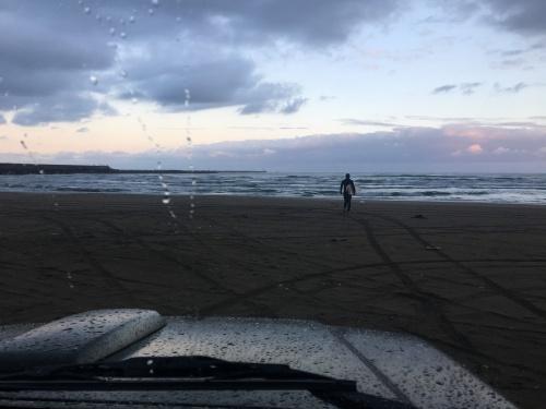 サーフィン&クリンビーチ_b0112351_12135802.jpg
