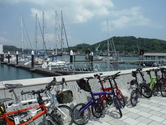 サイクリングイベント 参加してきました 2_c0132901_1950357.jpg