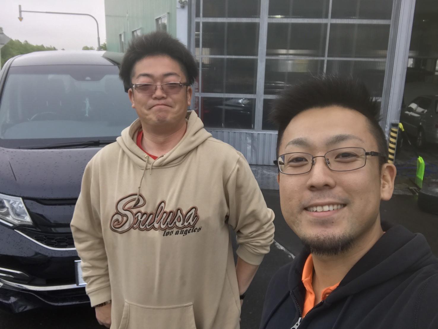 5月29日(月)TOMMY BASE ともみブログ☆ランクル ハイエース レクサス!_b0127002_10231378.jpg