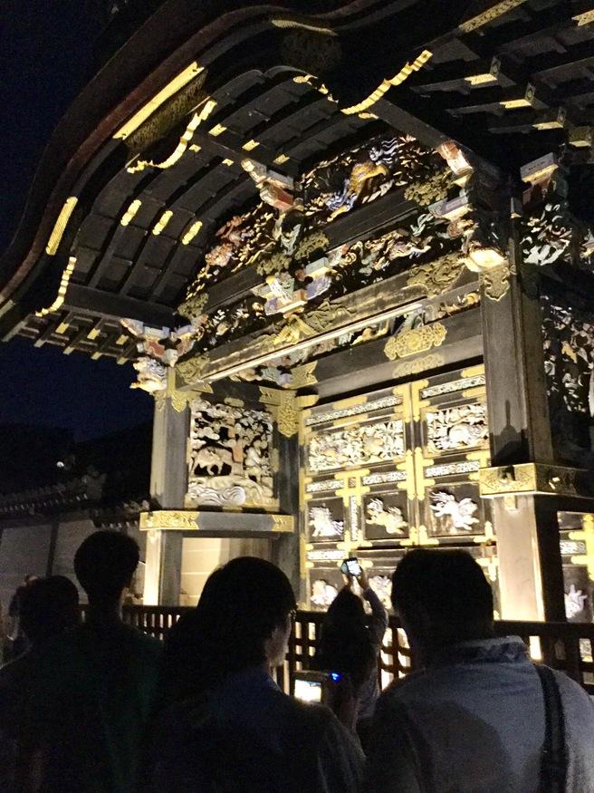 西本願寺のライトアップ_f0064017_233554100.jpg