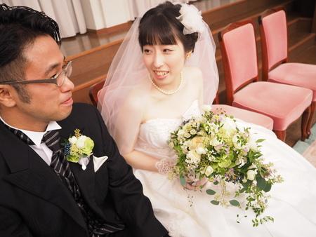 新郎新婦様からのメール ホテルセンチュリー相模大野の花嫁様より ブーケは一人の参列者のように_a0042928_15324026.jpg