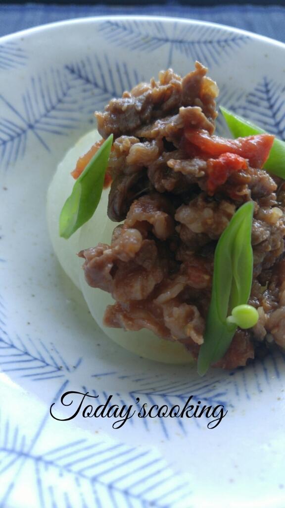 玉ねぎの丸ごと煮_c0124528_10111890.jpg