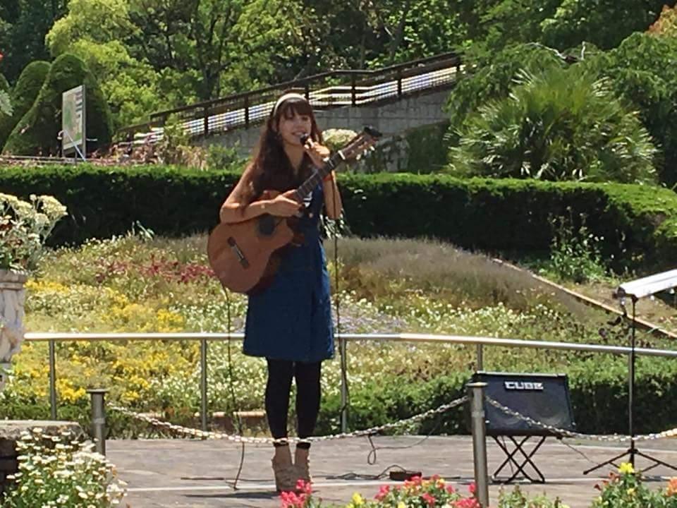東山動植物園でのライブ!ありがとうございました_f0373339_1144199.jpg