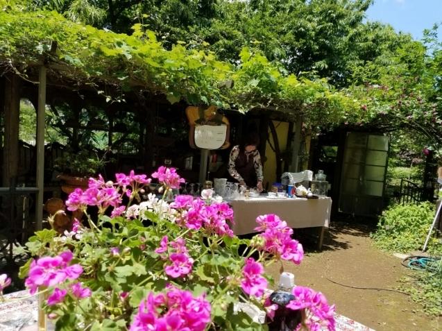 守谷 青山邸でのテーブルコーディネート作品展 無事終了しました。_f0323446_06590371.jpg