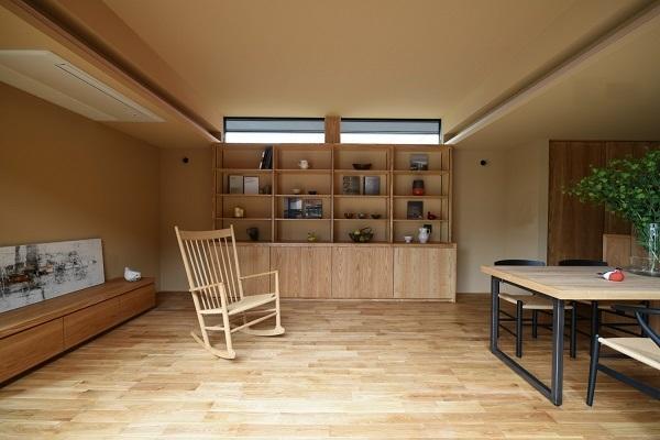 Case Study House が出来るまで 1 /本の家。 _a0299347_17225457.jpg