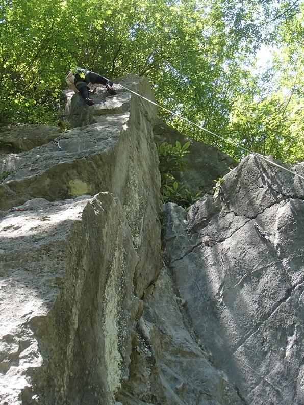 岩登り教室Ⅱ_d0007657_06164923.jpg