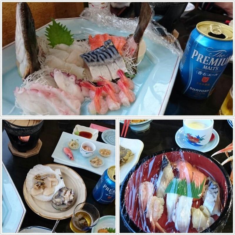 増毛町 漁師の宿・清宝_b0236665_15435910.jpg