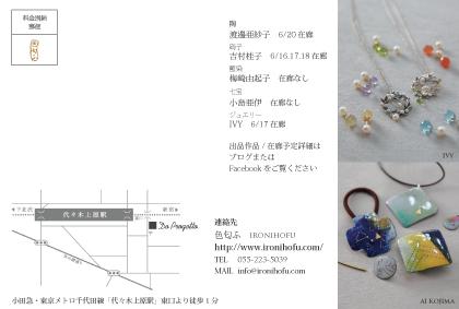 第47回展覧会 「虹と雨」展_b0353974_17165317.jpg