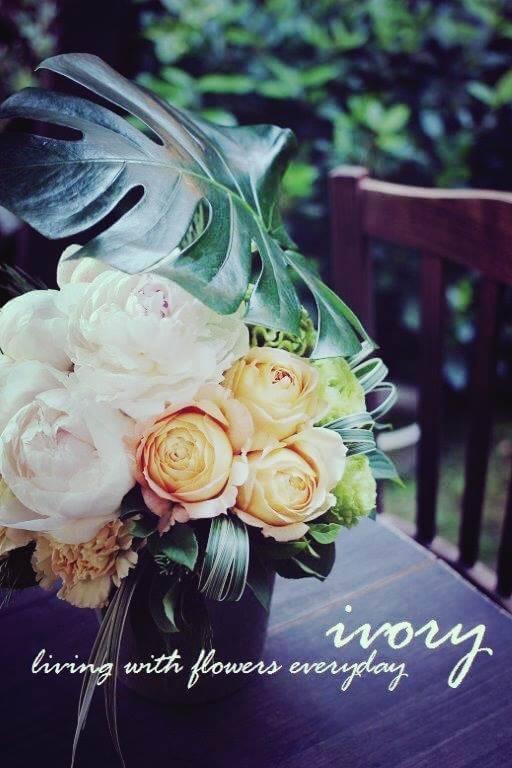『昨日の花教室から〜♬』_b0094378_21015125.jpg
