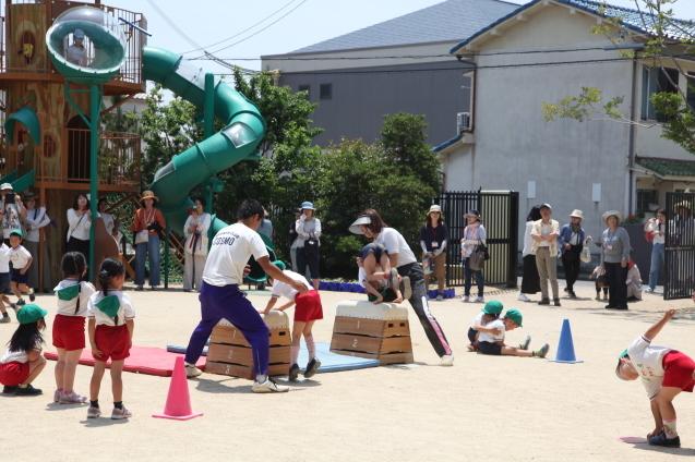 年中組・年長組の体操参観_b0277979_15414786.jpg