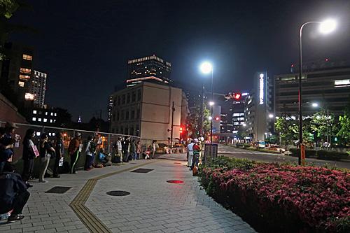 共謀罪反対 墓場の美子ちゃん カメコレ_a0188487_11302145.jpg