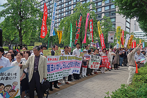 共謀罪反対 労働運動と市民運動は「共謀」しよう!_a0188487_11475948.jpg