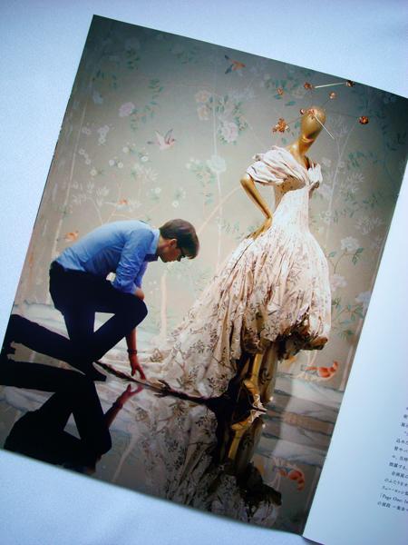 「メットガラ ドレスをまとった美術館」_c0134902_12310114.jpg