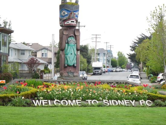 ヴィクトリアひとり旅☆Sidneyという小さな港町_c0212604_22581035.jpg