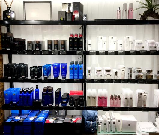サムライ・シャンプーはいかがでしょう? RITUALS Home & Body Cosmetics_b0007805_2345341.jpg