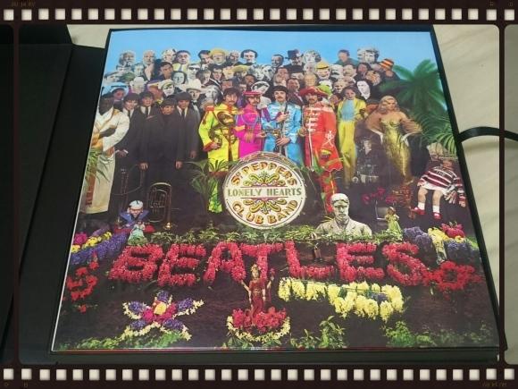 THE BEATLES / SGT. PEPPER\'S LONELY HEARTS CLUB BAND 50周年記念エディション<6枚組スーパー・デラックス>_b0042308_23515011.jpg
