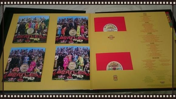 THE BEATLES / SGT. PEPPER\'S LONELY HEARTS CLUB BAND 50周年記念エディション<6枚組スーパー・デラックス>_b0042308_23520680.jpg