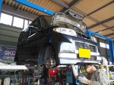 タント 車検整備・コペン 納車整備L(´▽`L ) _c0213517_14452843.jpg
