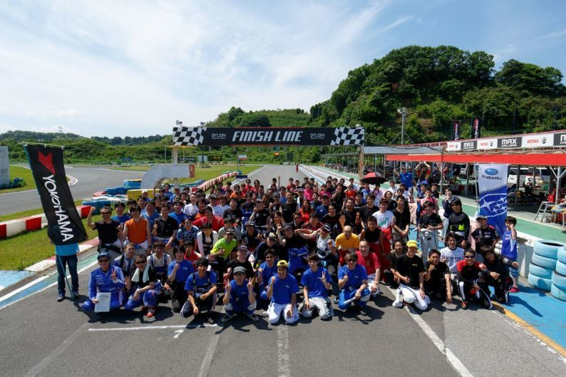 5月27日(土曜)SUPER GT-K ② 終了!_c0224820_15474370.jpg