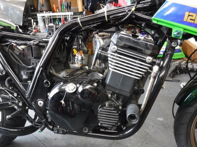 ZRX1200Rのエンジンオーバーホール(ロングライフ仕様)・・・その3_a0163159_21470792.jpg