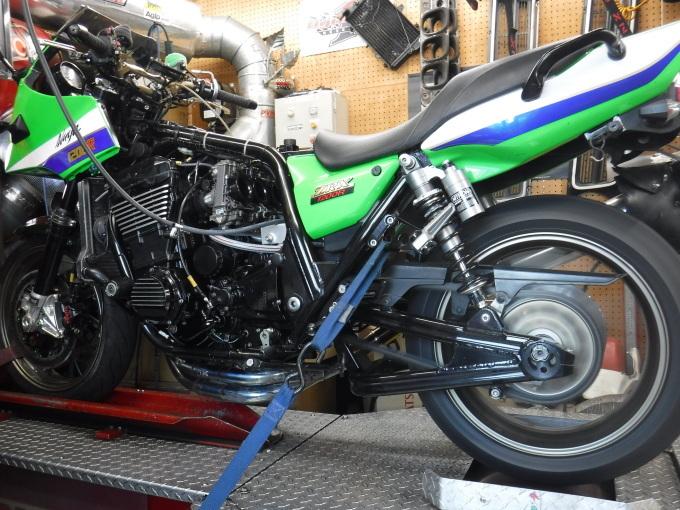 ZRX1200Rのエンジンオーバーホール(ロングライフ仕様)・・・その2_a0163159_22073643.jpg