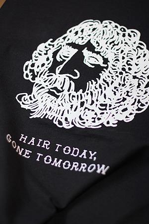 髪の毛です。_e0186470_16371461.jpg