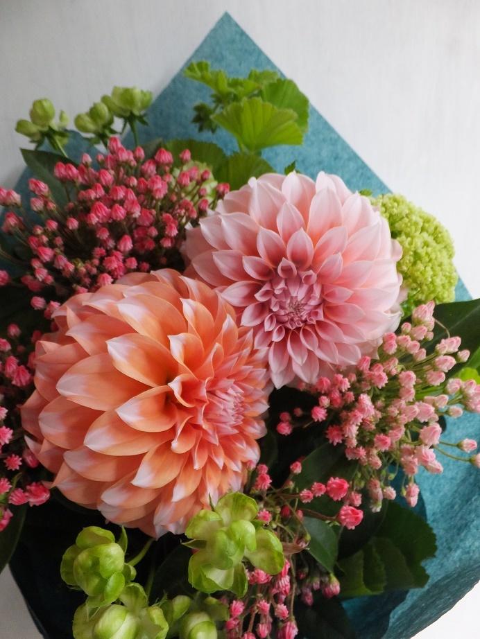 オークリーフ(母の日・花束コレクション)_f0049672_17423472.jpg