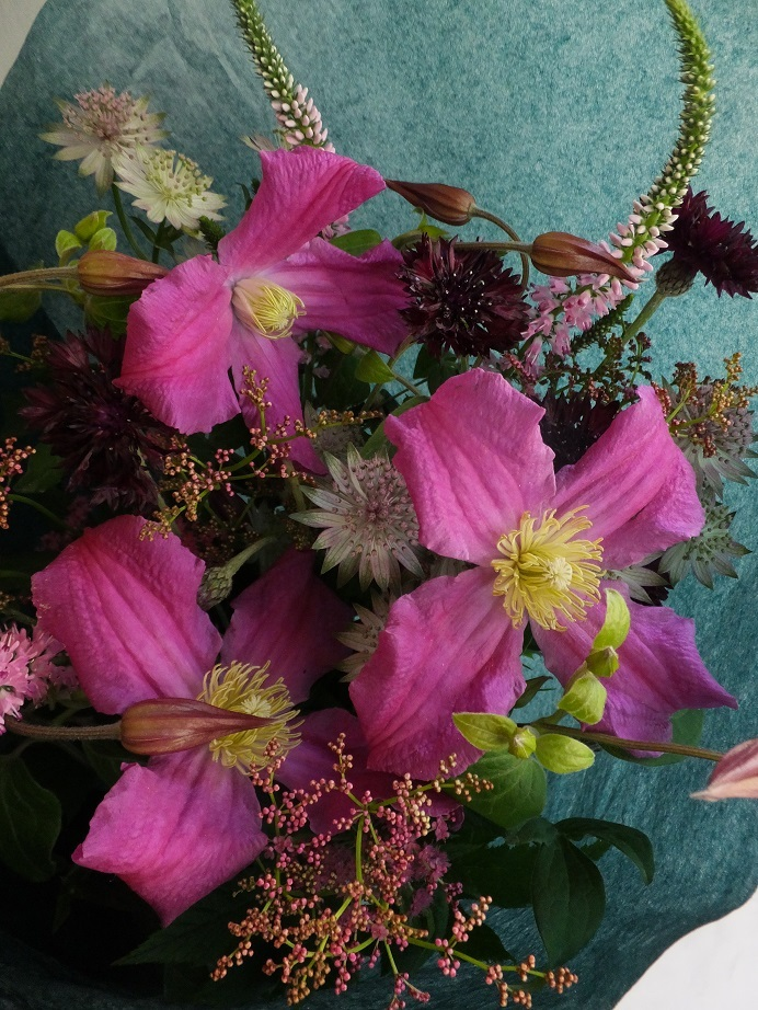 オークリーフ(母の日・花束コレクション)_f0049672_17424319.jpg