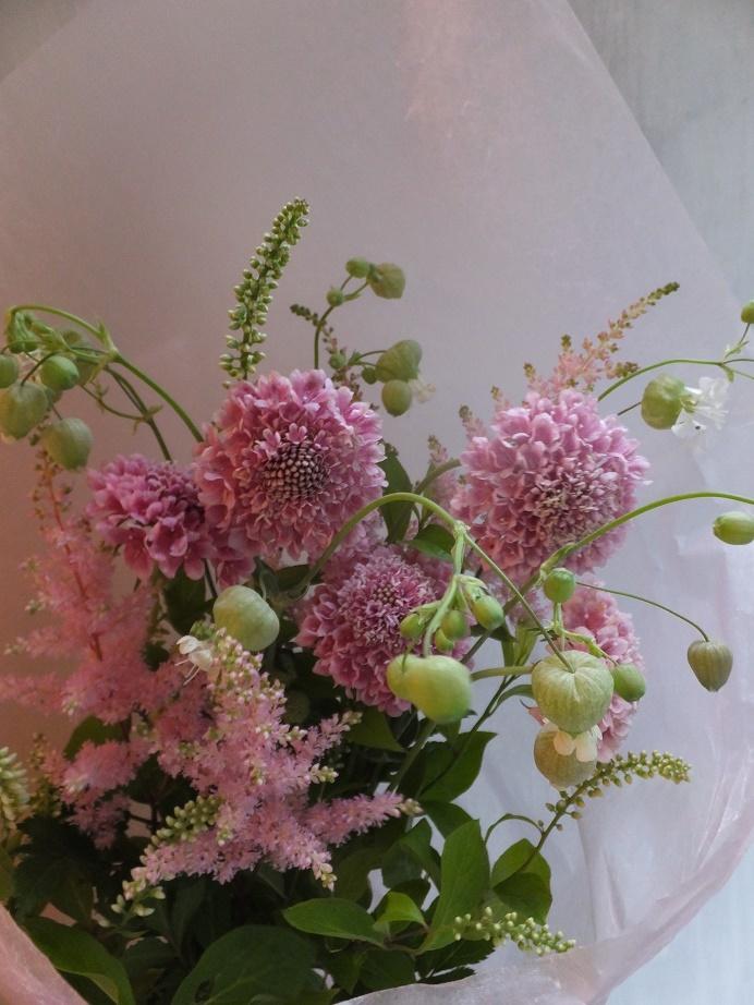 オークリーフ(母の日・花束コレクション)_f0049672_17425948.jpg