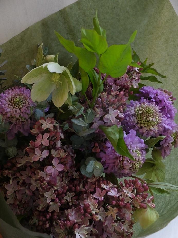 オークリーフ(母の日・花束コレクション)_f0049672_17432482.jpg
